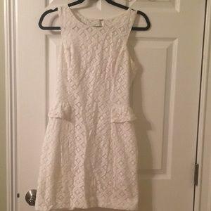 Lilly Pulitzer Crochet Dress
